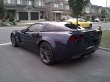2007 Chevrolet Corvette Z06 LeMans Blue RARE
