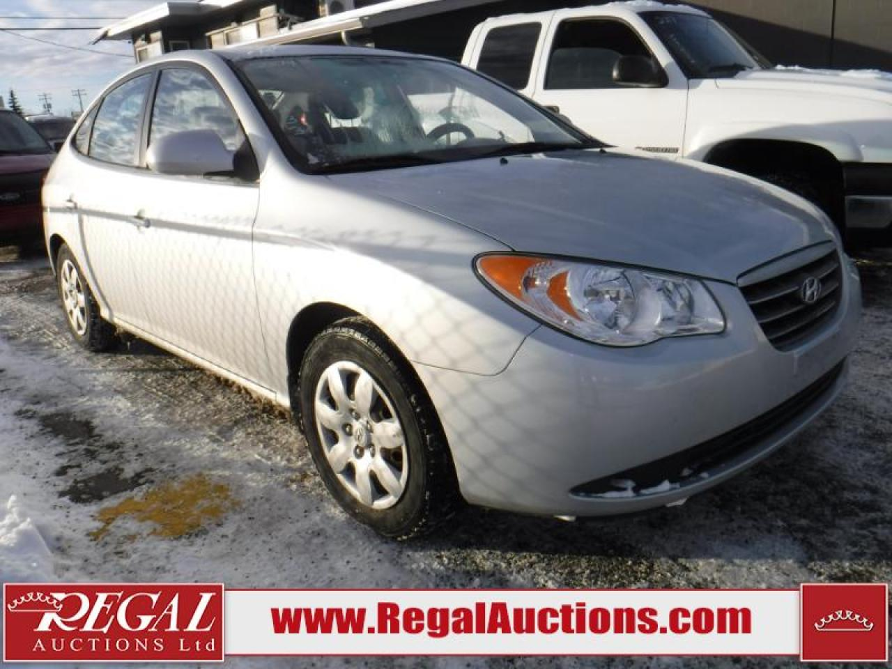 Photo of Grey 2009 Hyundai Elantra
