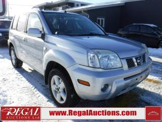 Used 2005 Nissan X-Trail LE 4D Utility 4WD for sale in Calgary, AB