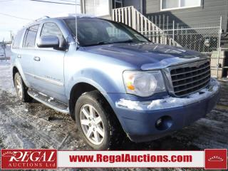 Used 2008 Chrysler Aspen Limited 4D Utility AWD for sale in Calgary, AB