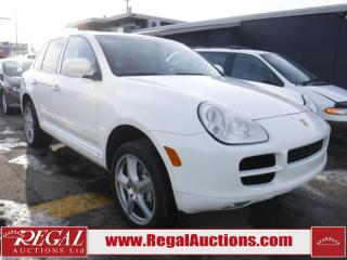 Used 2005 Porsche Cayenne S 4D Utility AWD for sale in Calgary, AB