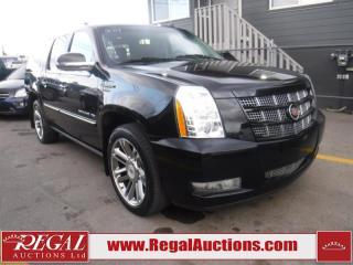Used 2014 Cadillac Escalade ESV 4D Utility AWD for sale in Calgary, AB
