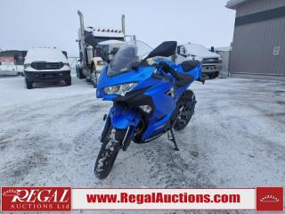 Used 2018 Kawasaki Ninja 400 EX400 MOTORCYCLE for sale in Calgary, AB