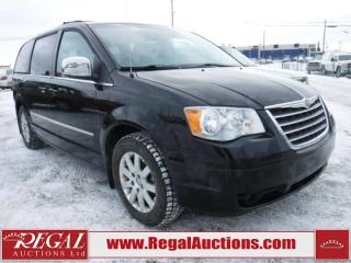 Used 2010 Chrysler Town & Country WAGON for sale in Calgary, AB