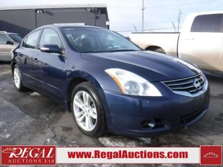 Used 2011 Nissan Altima SR 4D Sedan 3.5 AT for sale in Calgary, AB