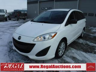 Used 2012 Mazda MAZDA5 GS 4D WAGON for sale in Calgary, AB