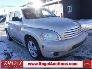 Used 2009 Chevrolet HHR LS 4D Utility for sale in Calgary, AB