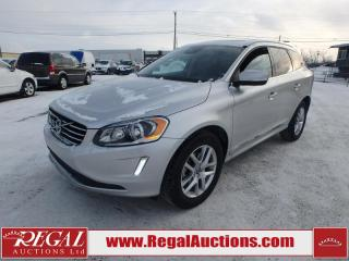 Used 2017 Volvo XC60 T6 4D Utility AWD for sale in Calgary, AB