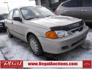 Used 2000 Mazda Protege 4D Sedan for sale in Calgary, AB