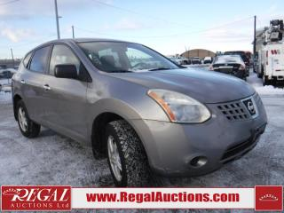 Used 2008 Nissan Rogue S 4D Utility AWD for sale in Calgary, AB