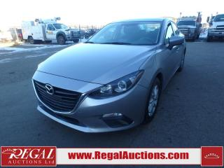 Used 2015 Mazda MAZDA3 4D Sedan AT for sale in Calgary, AB