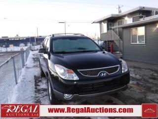Used 2009 Hyundai Veracruz LTD 4D Utility AWD for sale in Calgary, AB
