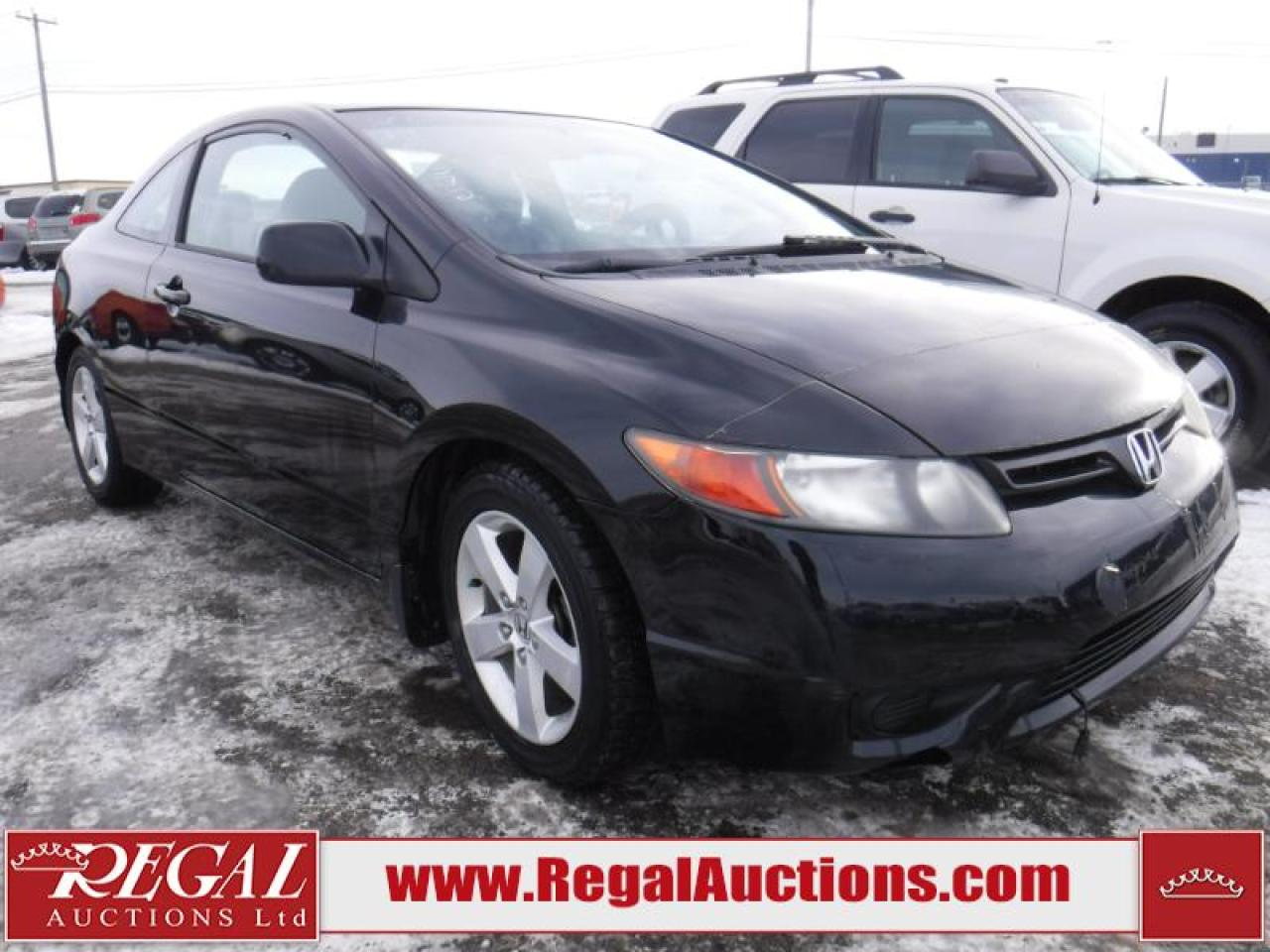 Photo of Black 2006 Honda Civic