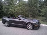 Photo of Gray 2007 Ford Mustang