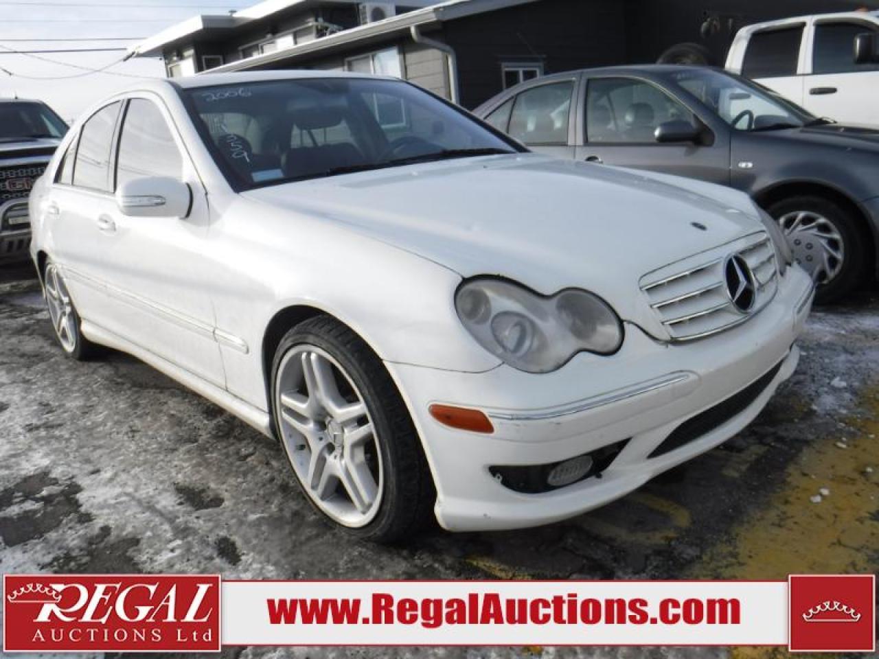 Photo of White 2006 Mercedes-Benz C230