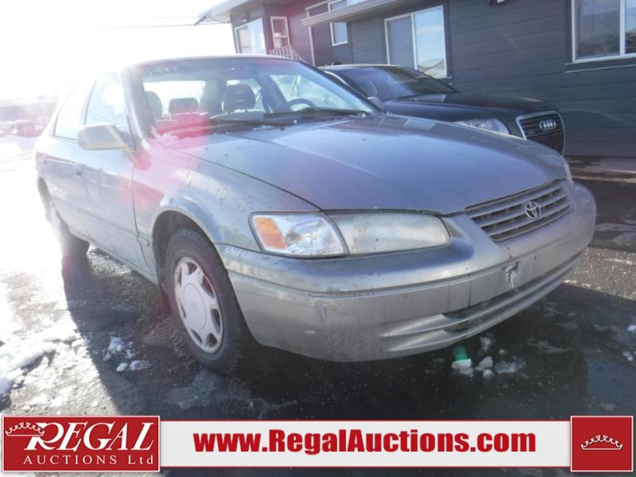 Photo of Grey 1997 Toyota Camry