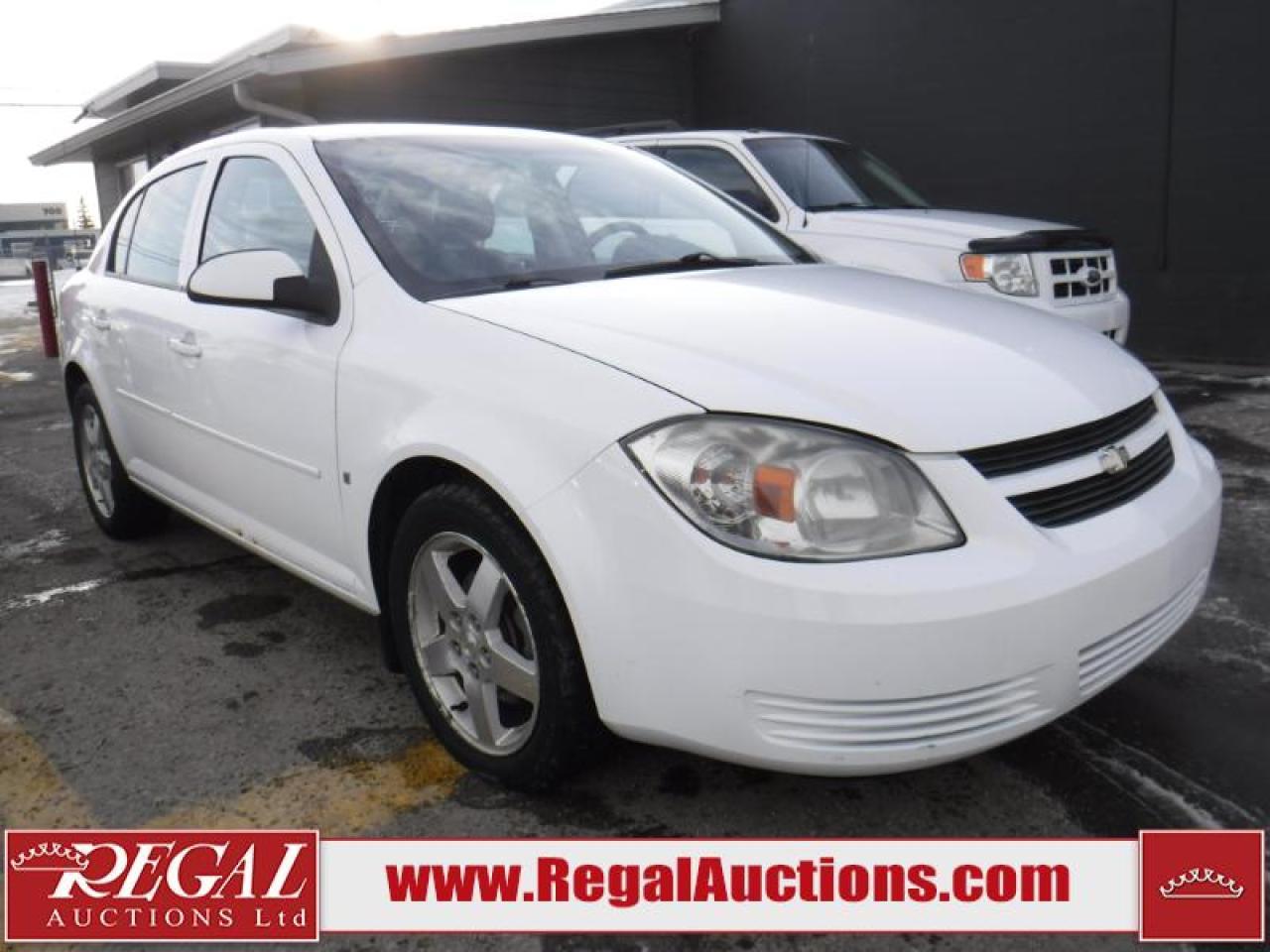 Photo of White 2009 Chevrolet Cobalt