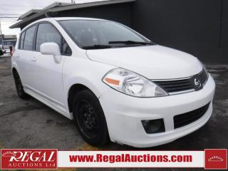 Used 2007 Nissan Versa SL 4D Hatchback for sale in Calgary, AB