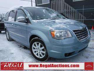 Used 2010 Chrysler Town & Country 4D Wagon 2WD for sale in Calgary, AB