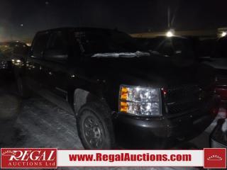 Used 2010 Chevrolet Silverado 1500 4D Crew CAB 4WD for sale in Calgary, AB