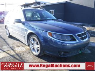 Used 2006 Saab 9-5 2.3T 4D Stationwagon FWD for sale in Calgary, AB