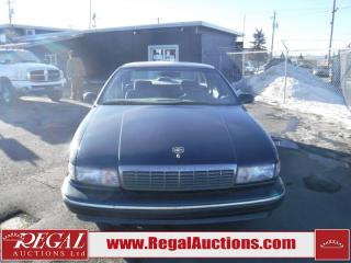 Used 1996 Chevrolet Caprice Classic Sedan 4-DR for sale in Calgary, AB