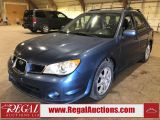 Photo of Blue 2007 Subaru Impreza