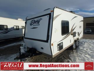 Used 2017 Forest River Rockwood Roo 19 Travel Trailer for sale in Calgary, AB