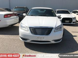 Used 2012 Chrysler 200 for sale in London, ON