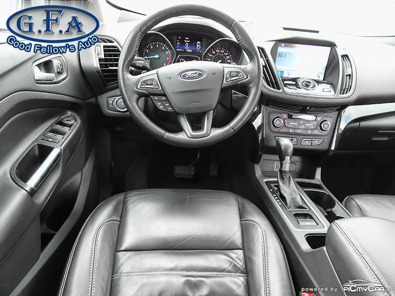 used 2017 Ford Escape car, priced at $21,400
