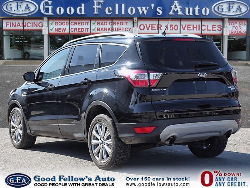 used 2017 Ford Escape car, priced at $21,999