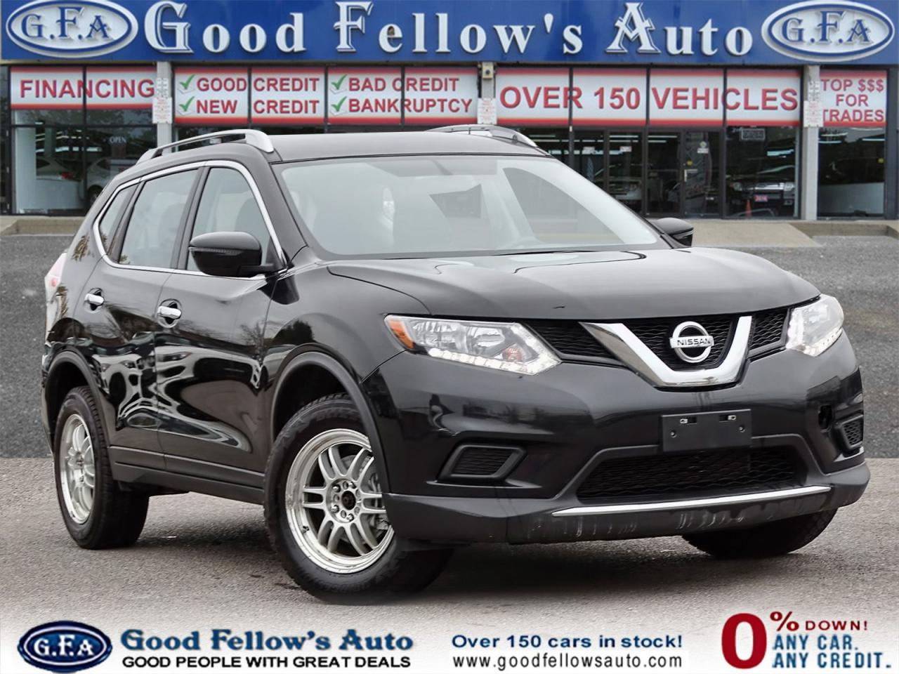 used 2016 Nissan Rogue car, priced at $12,400