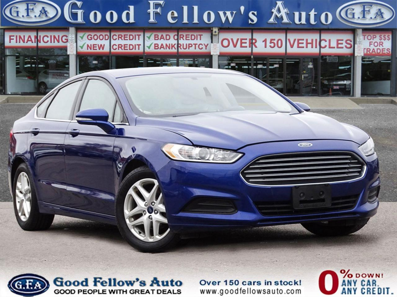 used 2016 Ford Fusion car, priced at $12,999