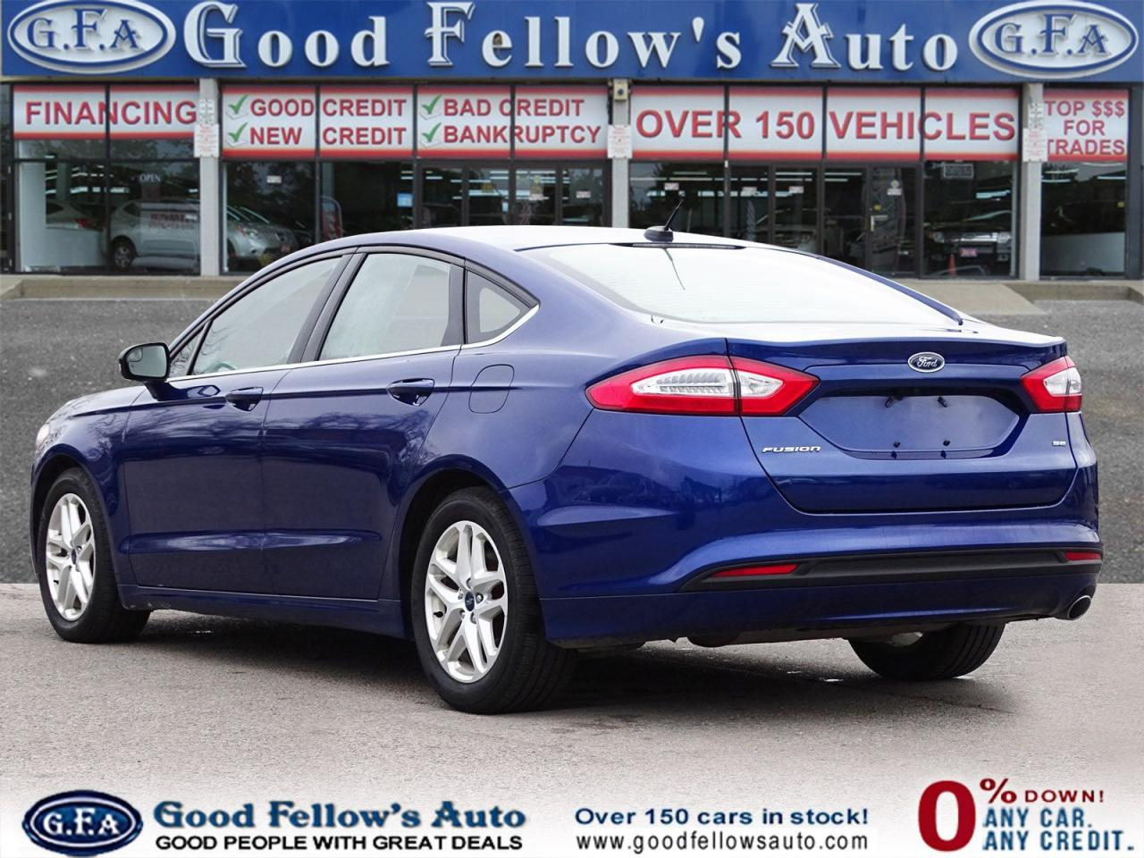 used 2016 Ford Fusion car, priced at $12,400