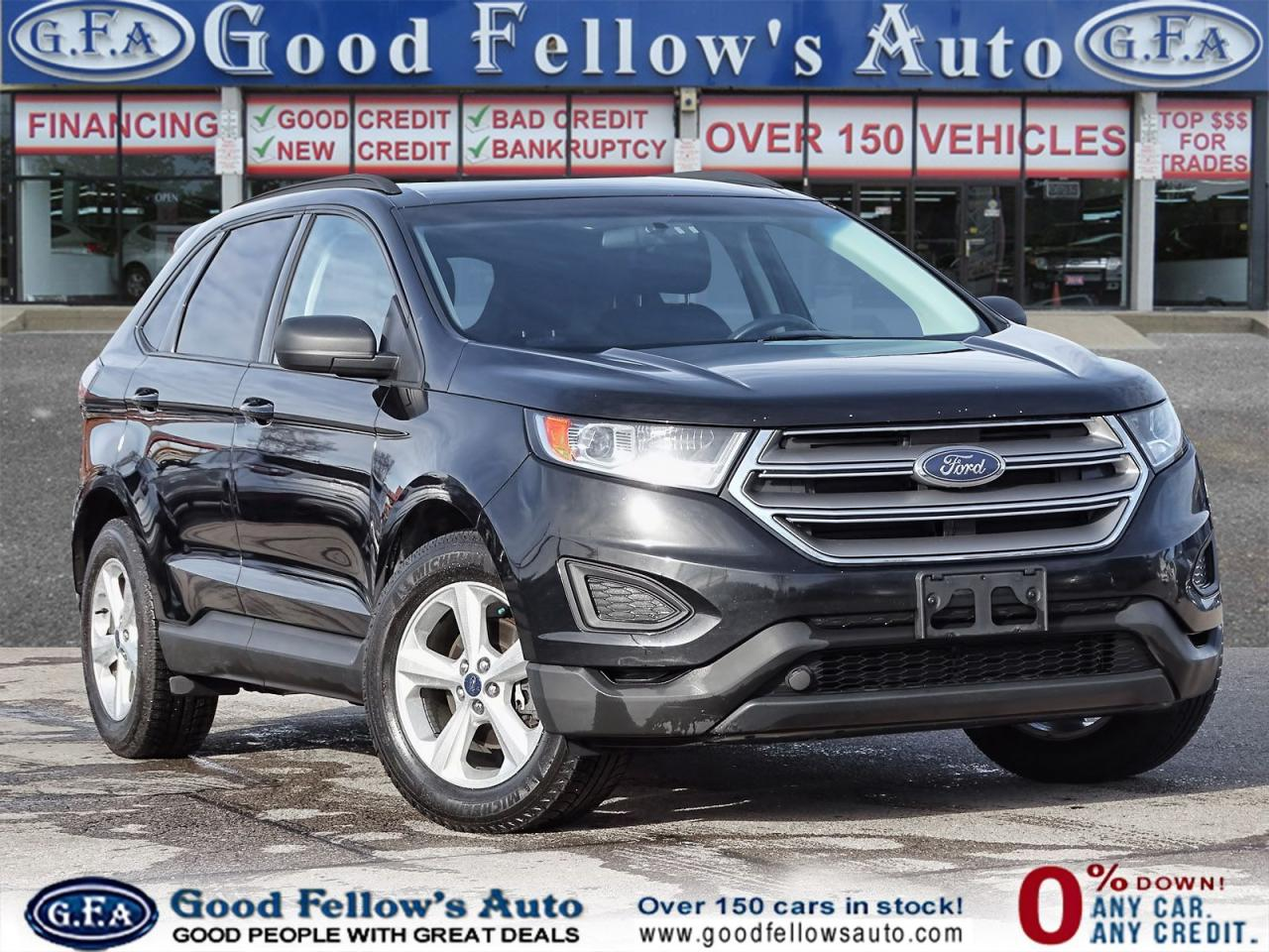 used 2016 Ford Edge car, priced at $15,075