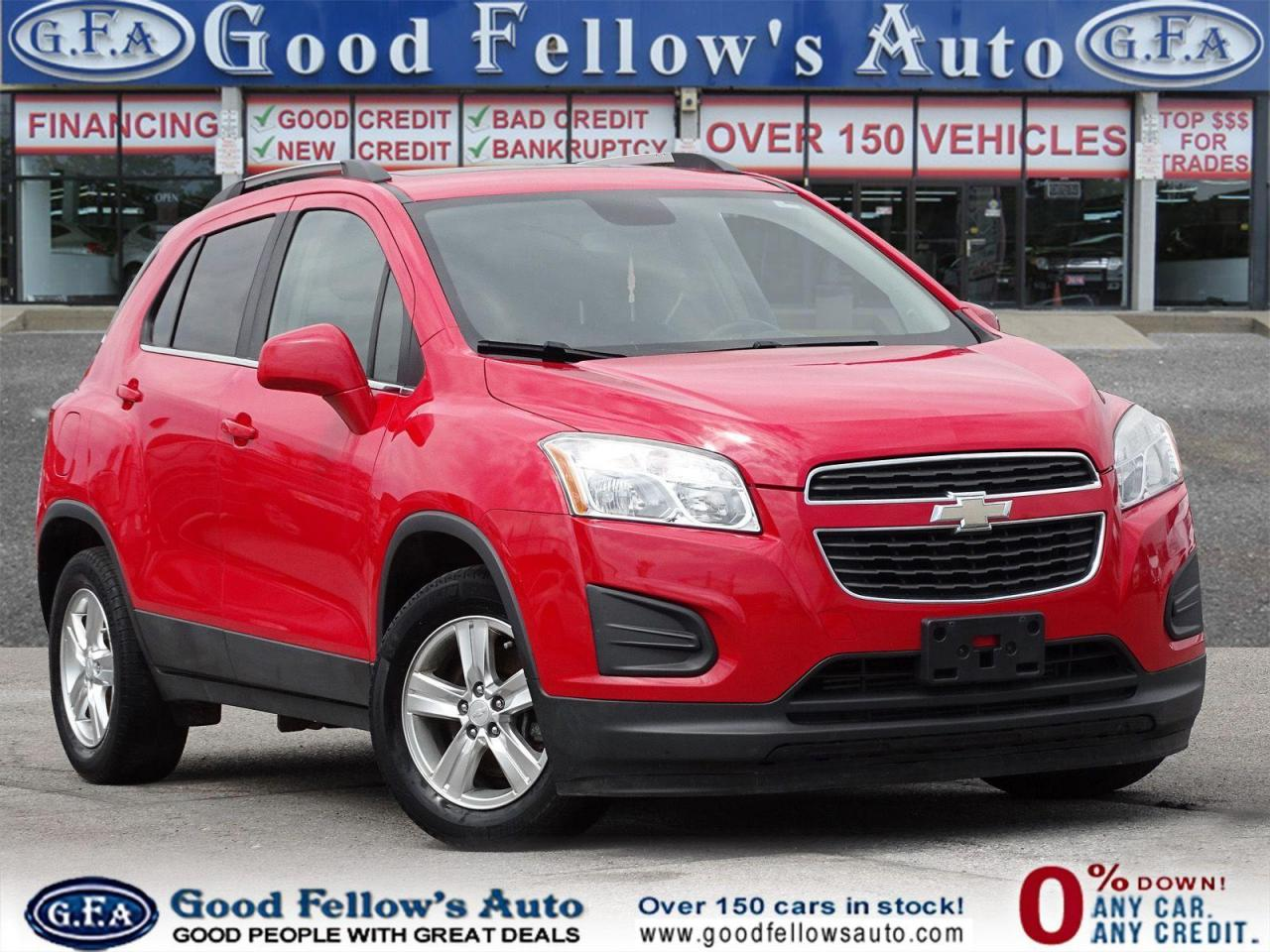 used 2014 Chevrolet Trax car, priced at $7,400