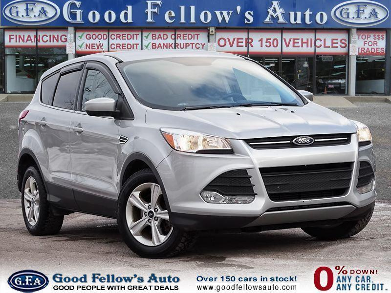used 2015 Ford Escape car, priced at $9,900