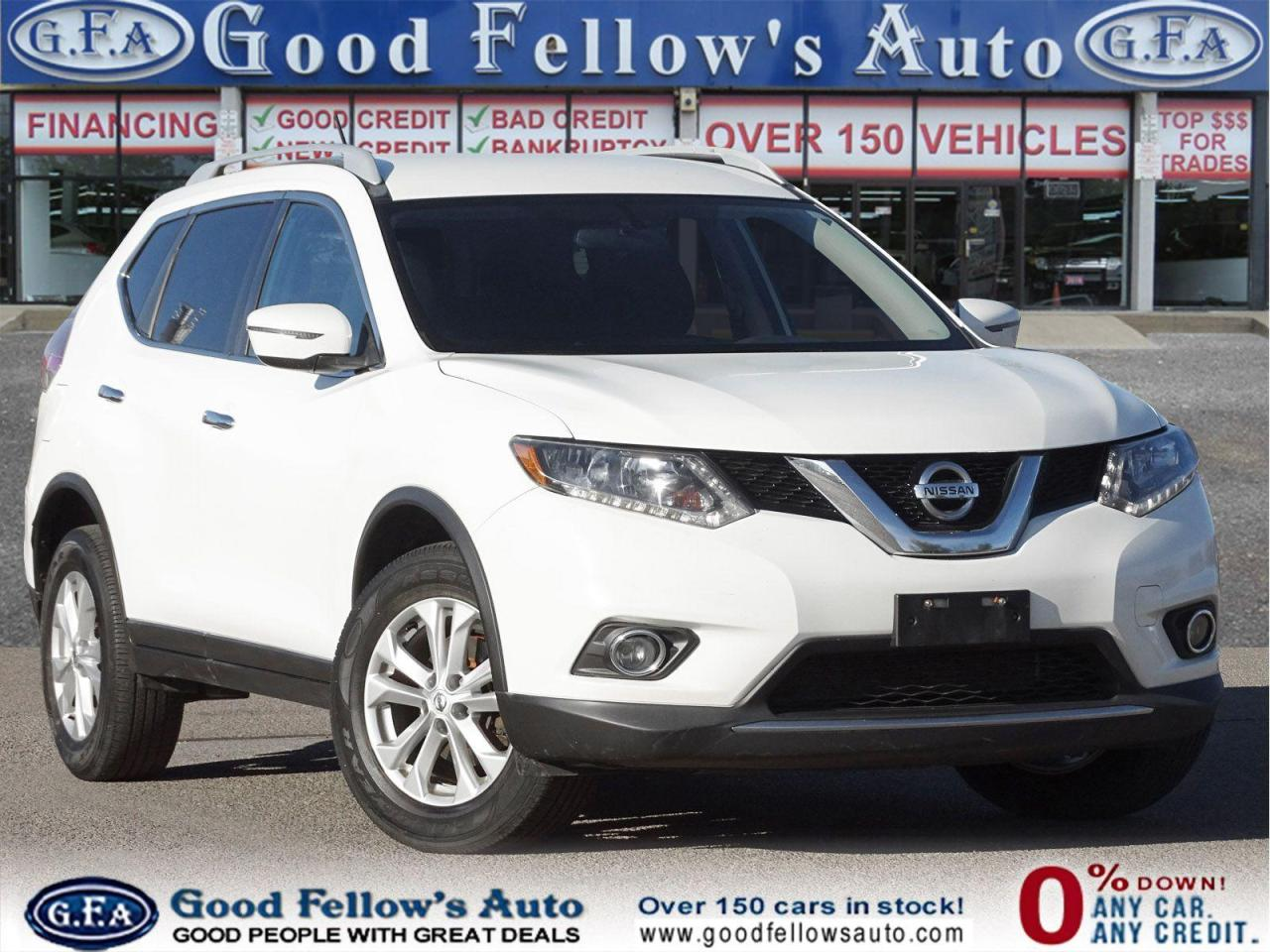 used 2016 Nissan Rogue car, priced at $13,999