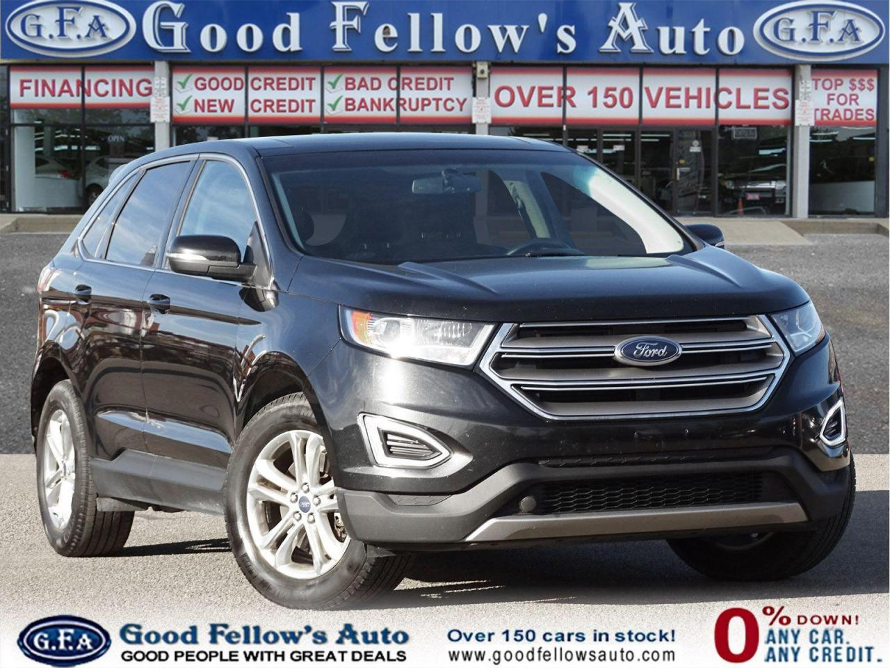 used 2015 Ford Edge car, priced at $17,900