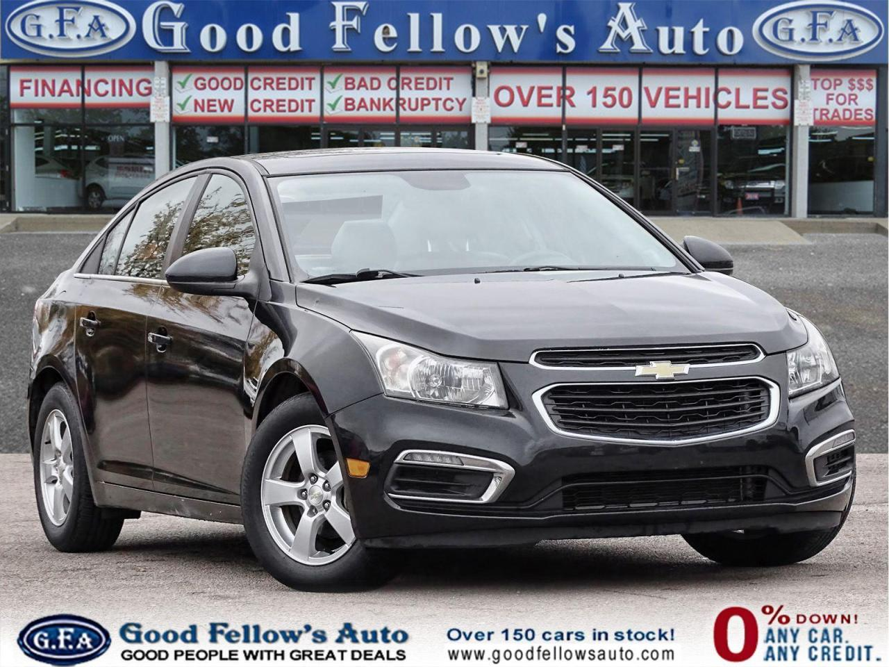 used 2016 Chevrolet Cruze car, priced at $12,900