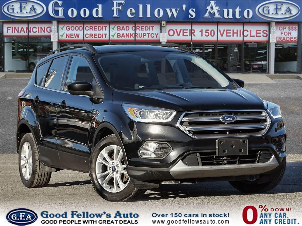 used 2017 Ford Escape car, priced at $15,900