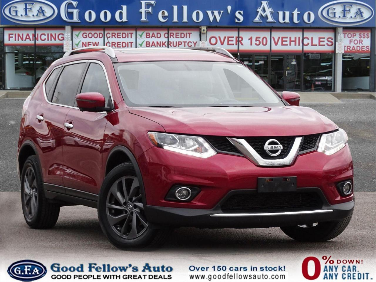 used 2016 Nissan Rogue car, priced at $15,900
