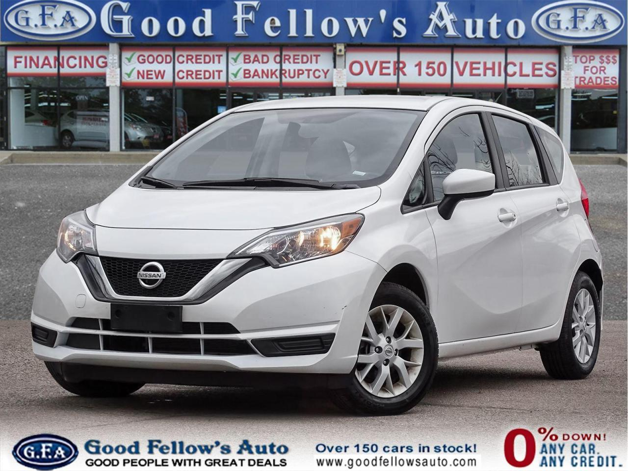 used 2019 Nissan Versa Note car, priced at $14,999