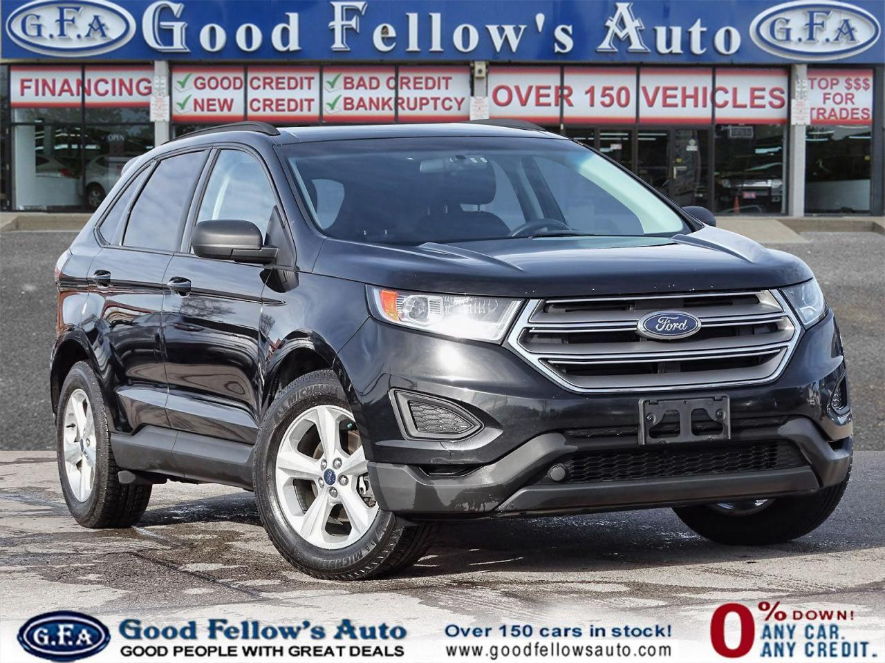 used 2017 Ford Edge car, priced at $15,400