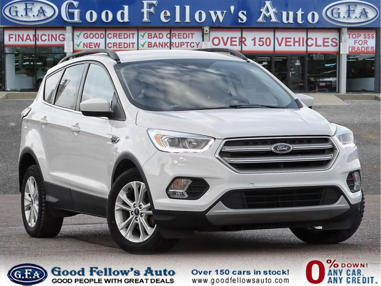 used 2017 Ford Escape car, priced at $12,400