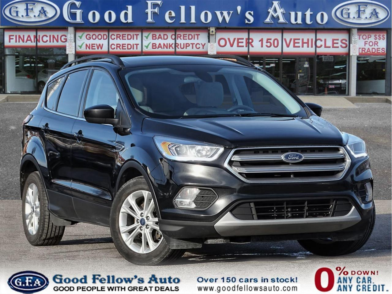 used 2017 Ford Escape car, priced at $14,400
