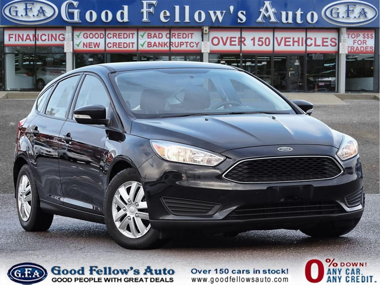 used 2016 Ford Focus car, priced at $9,500