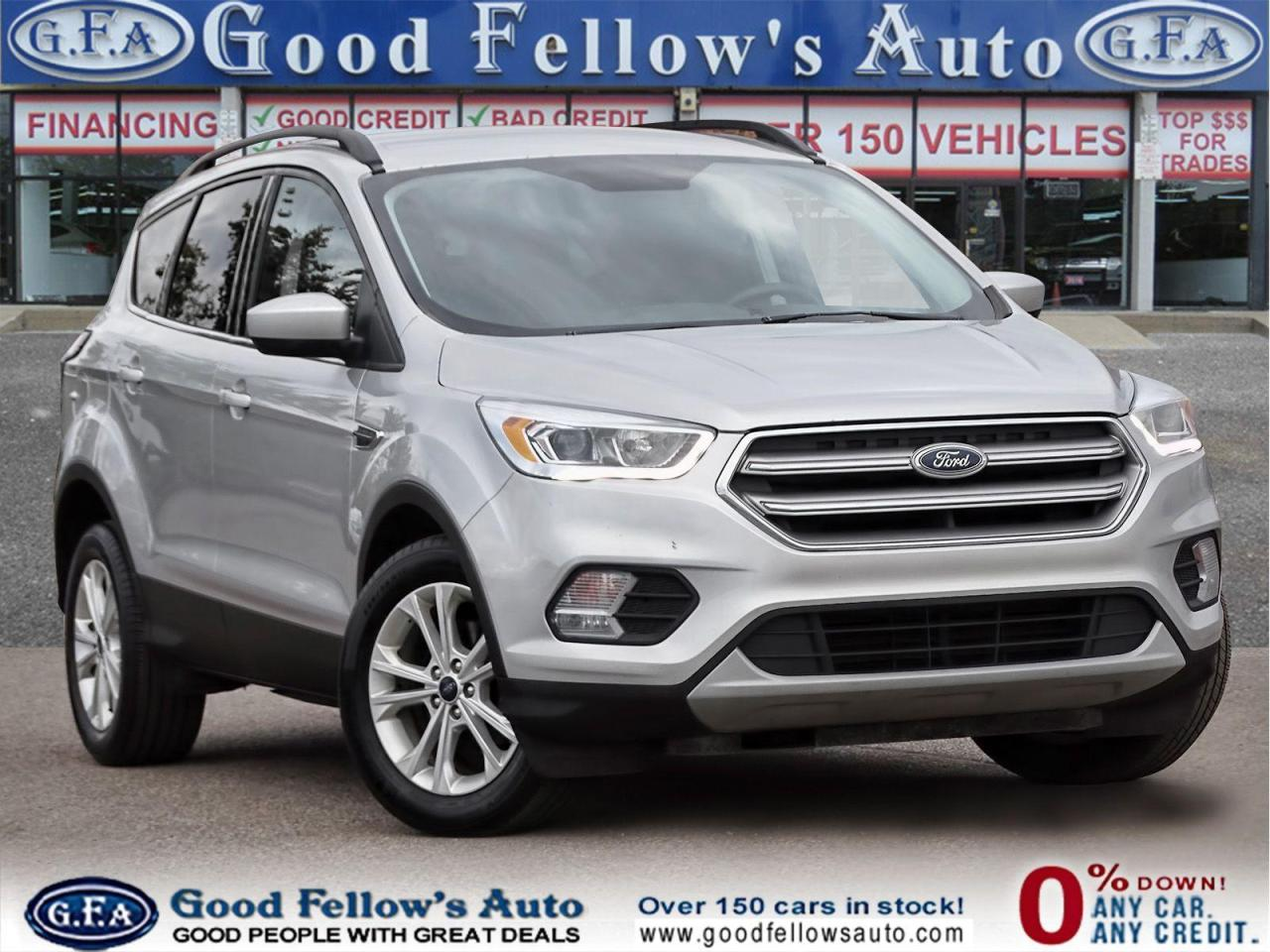 used 2017 Ford Escape car, priced at $11,300