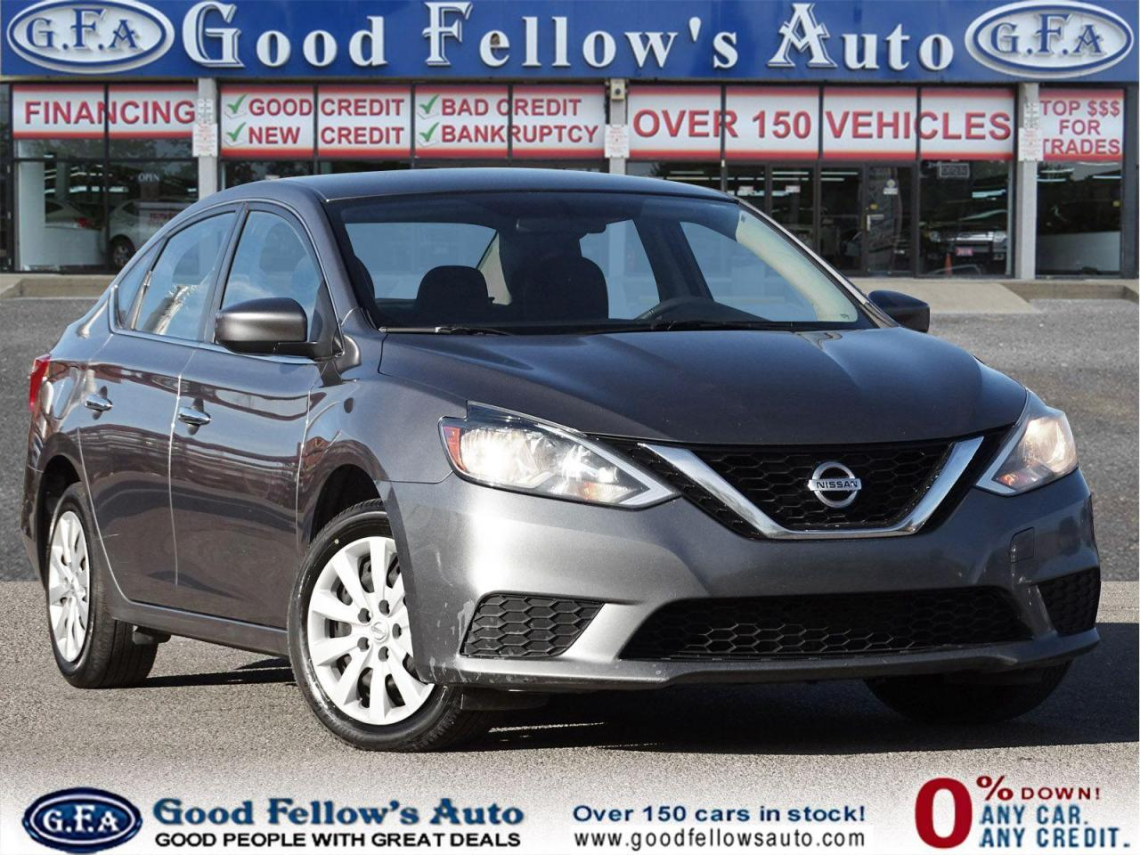 used 2017 Nissan Sentra car, priced at $9,900