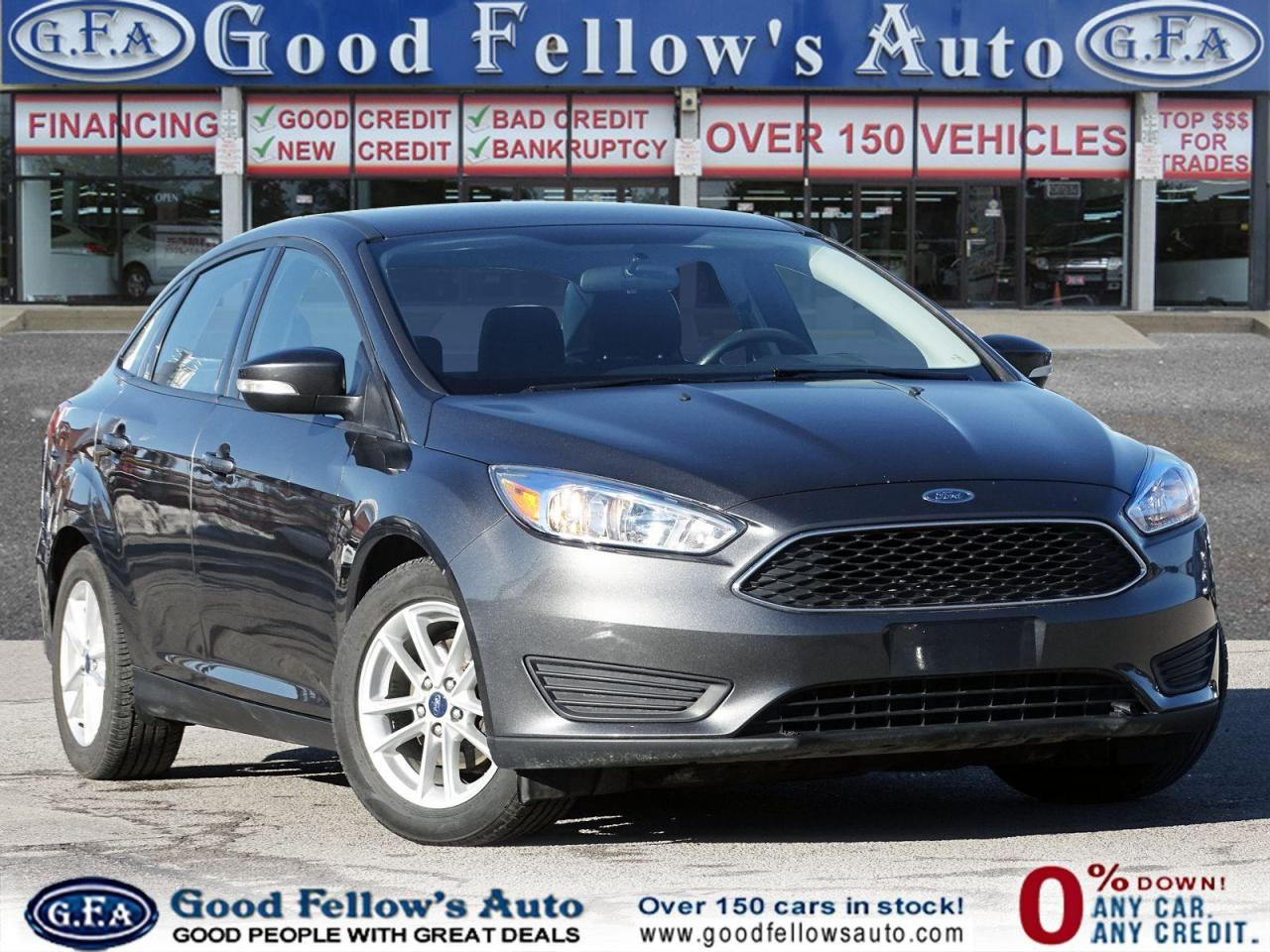 used 2016 Ford Focus car, priced at $10,400